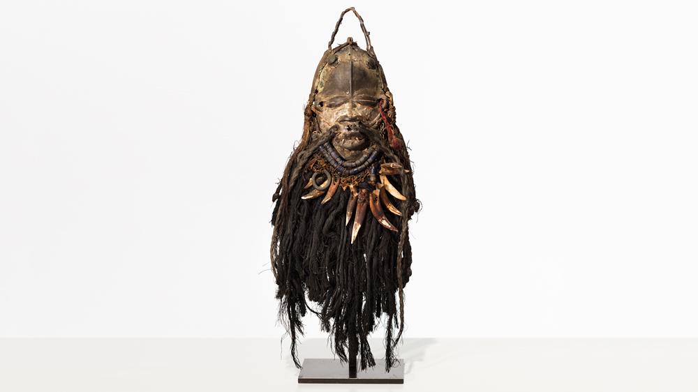 Dan We fetish mask Ivory Coast