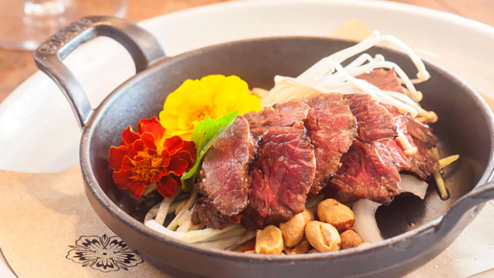 Ka'ana Kitchen steak