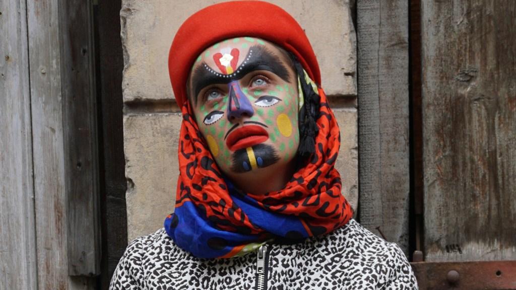 Parisian artist Kashink