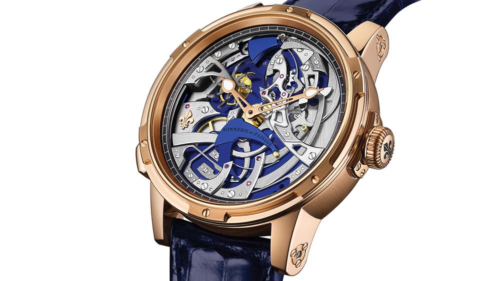 Louis Moinet Ultravox watch