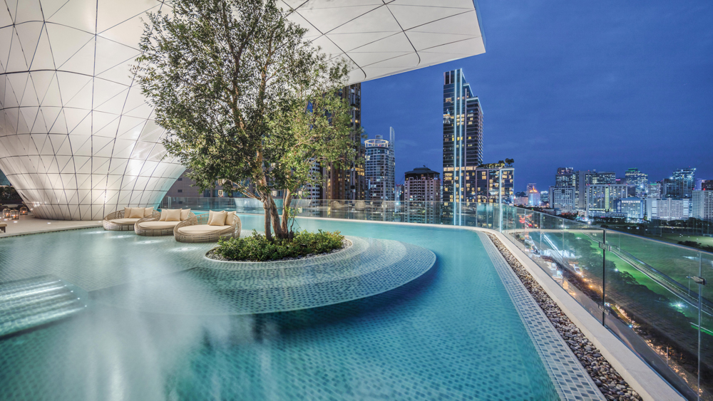The New Waldorf Astoria Bangkok