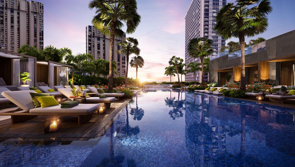 The Residences at the Mandarin Oriental, Honolulu