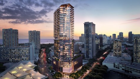 The Residences at the Mandarin Oriental, Honolulu