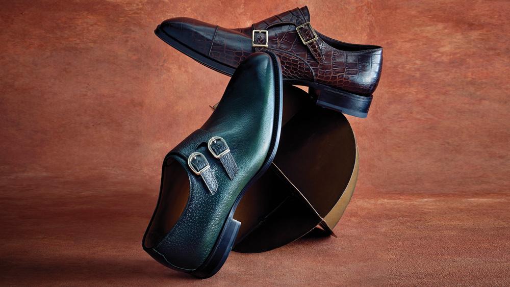 Monk Strap shoes