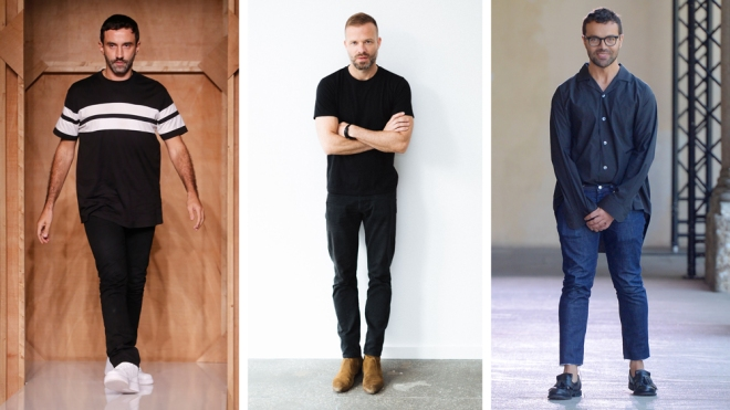 New Creative Directors in Luxury Menswear
