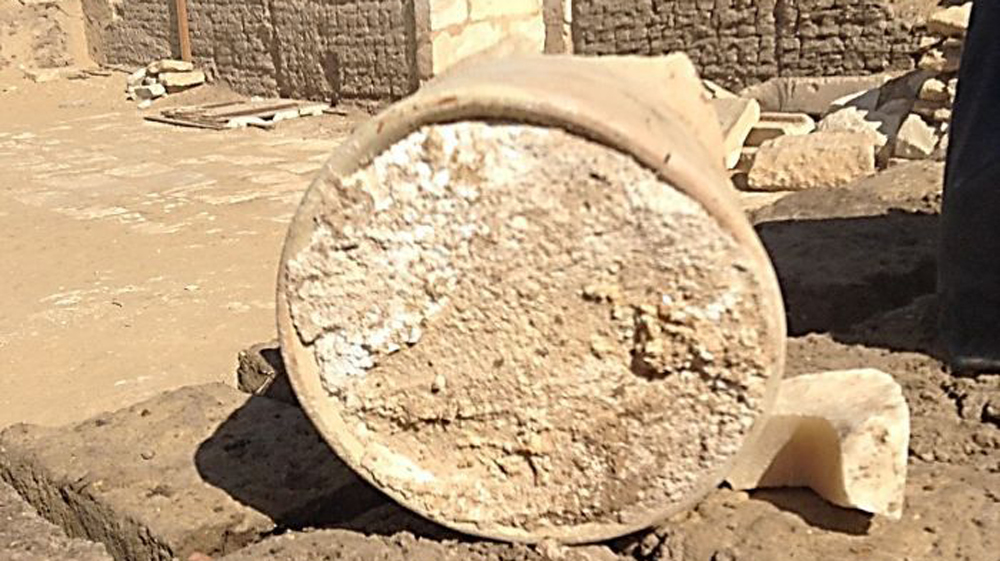 oldest cheese egypt ptahmes