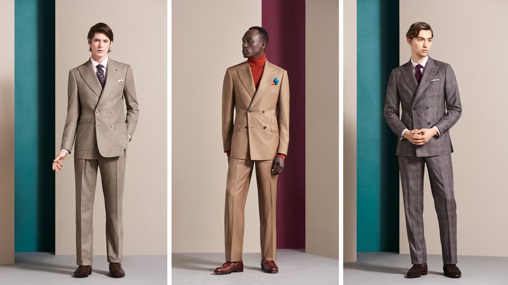Richard James Fall Suits