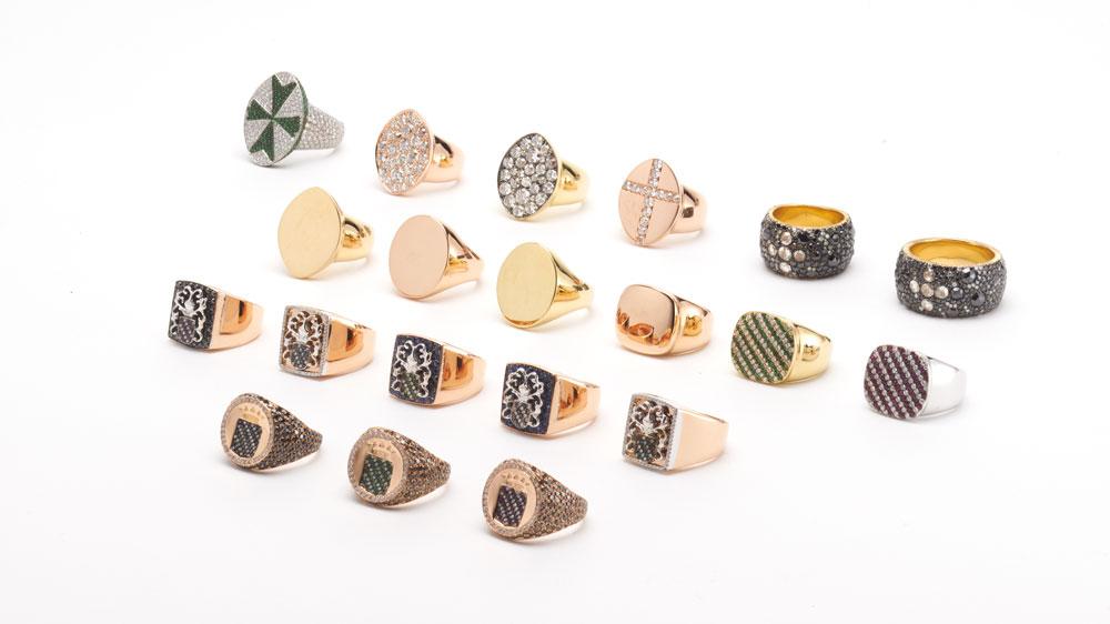 Bullard Rings