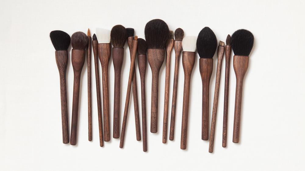 Shaquda Cosmetic Brushes