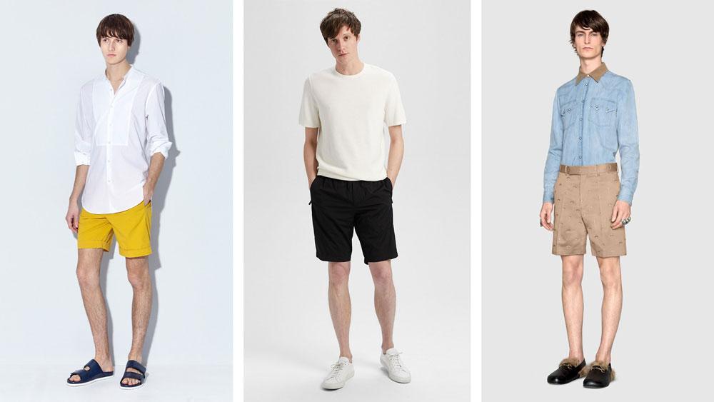 Designer Shorts for Men