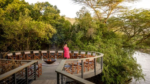 Kenya's Sanctuary Olonana