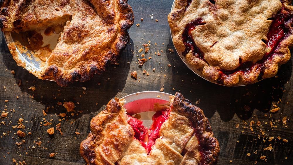 Theorita fruit pies