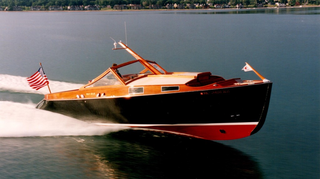Van Dam Geronimo Commuter Yacht
