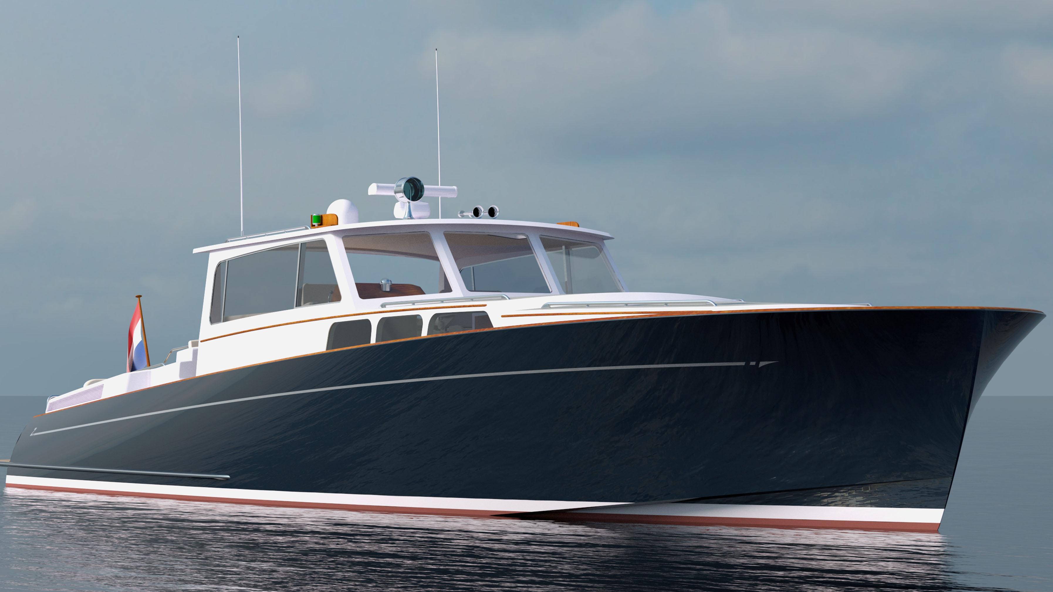 Zurn Lynx Commuter Yacht