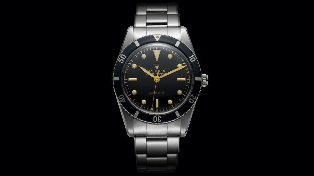 Rolex Submariner Ref. 6538 James Bond