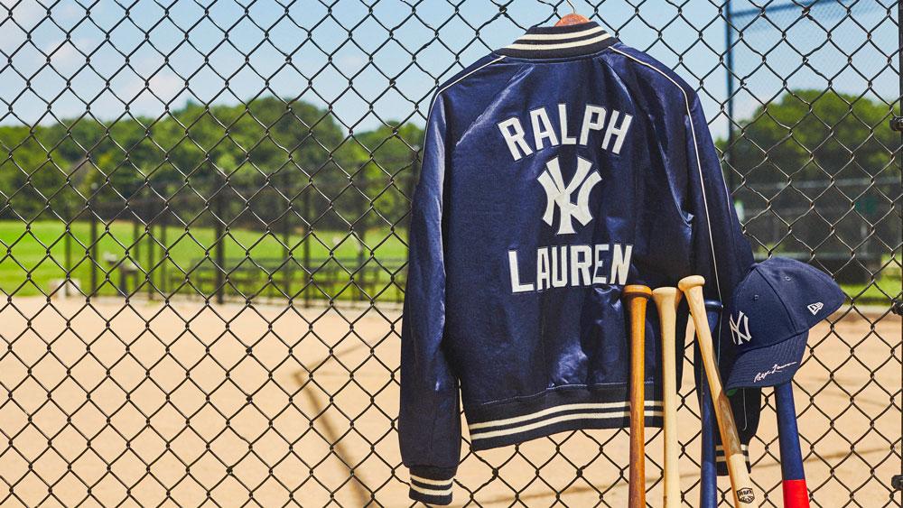 Ralph Lauren x Yankees Collaboration