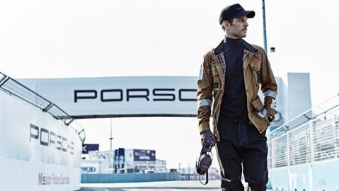 racetrack fall men's fashion