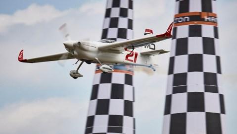 Red Bull Air Races Wiener Neustadtin Austria