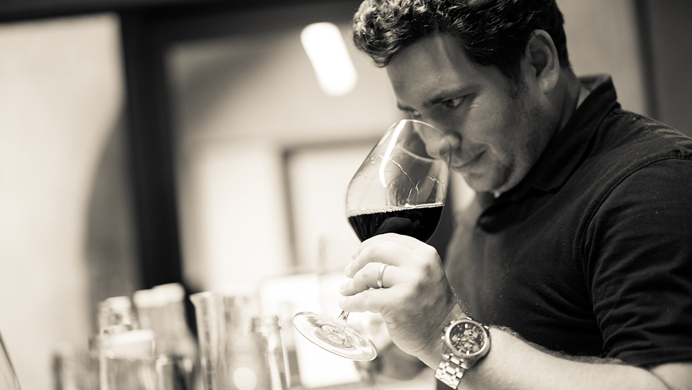 French Wine Consultant Julien Faynard