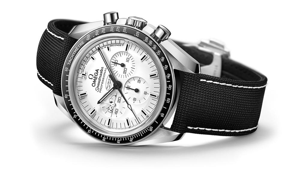 Omega Seamaster Snoopy watch
