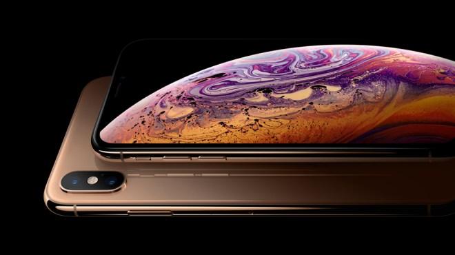 Apple iPhone Xs gold