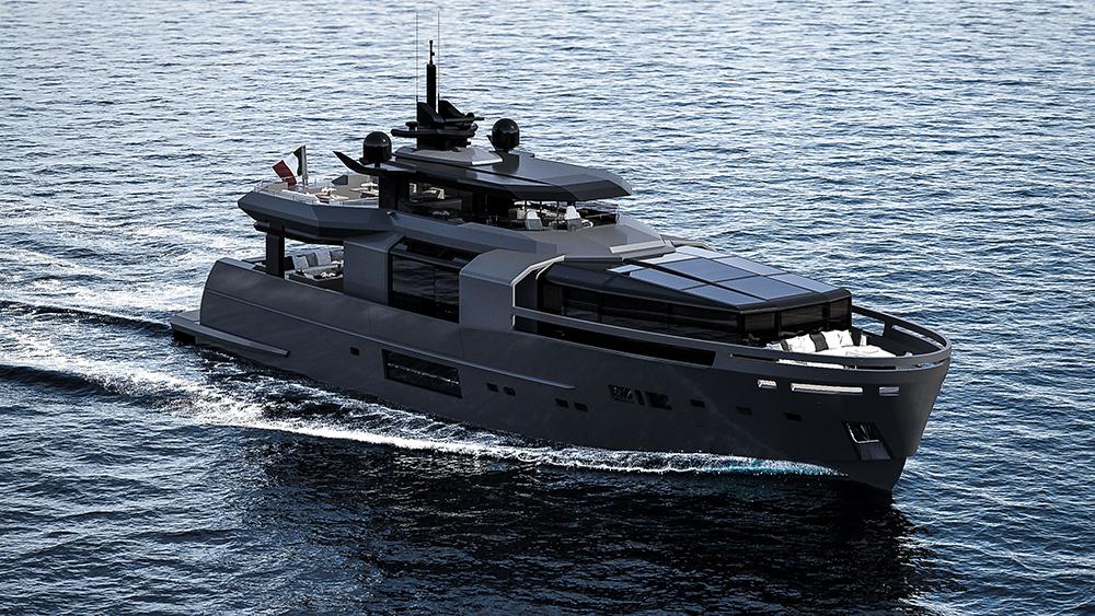 Arcadia Yachts A105 RJ Monaco Yacht Show