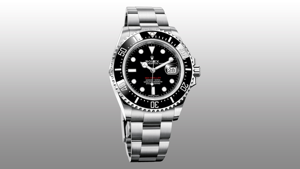Rolex Deepsea Sea-Dweller Argo