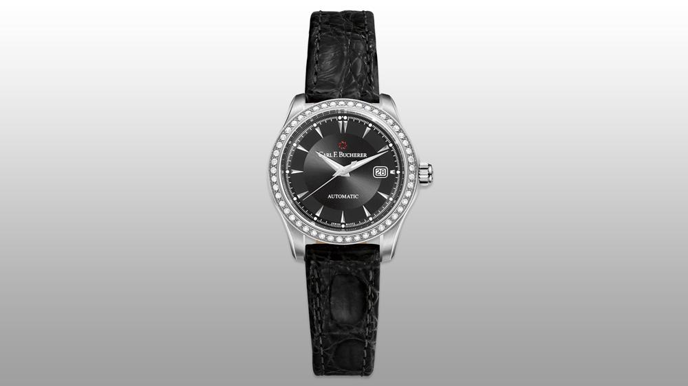 Carl F. Bucherer Atomic Blonde