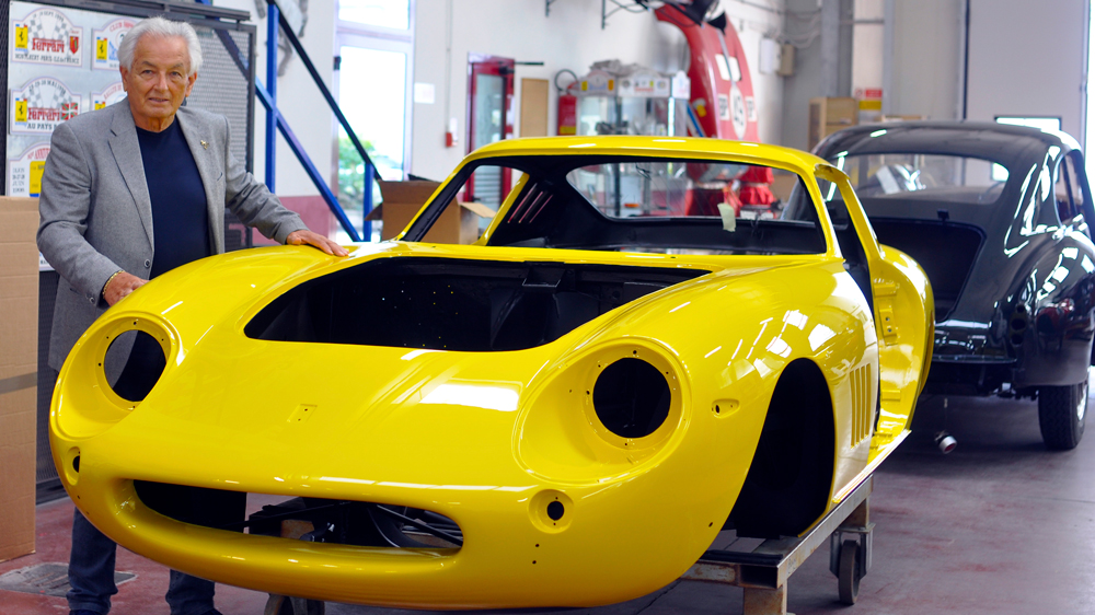 Bacchelli & Villa Car Restoration