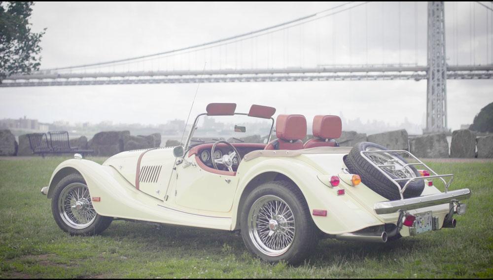 Morgan Roadster