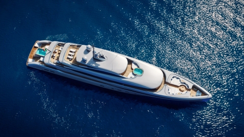Benetti BNow 63 yacht