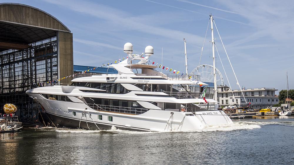 Benetti Seven superyacht Monaco Yacht Show