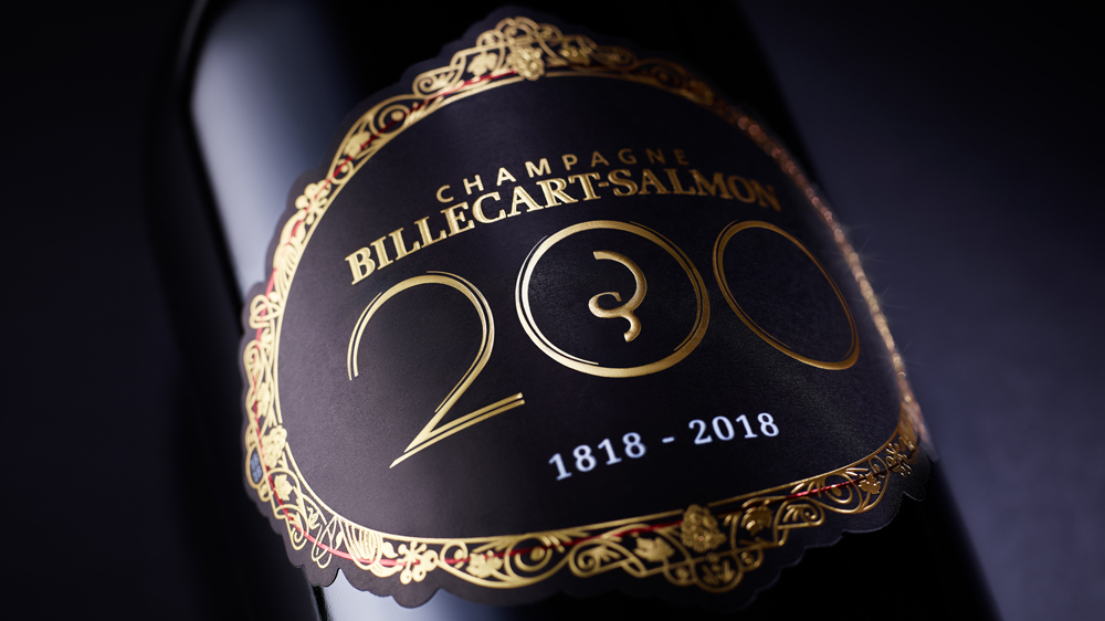 Billecart-Salmon Anniversary Magnum