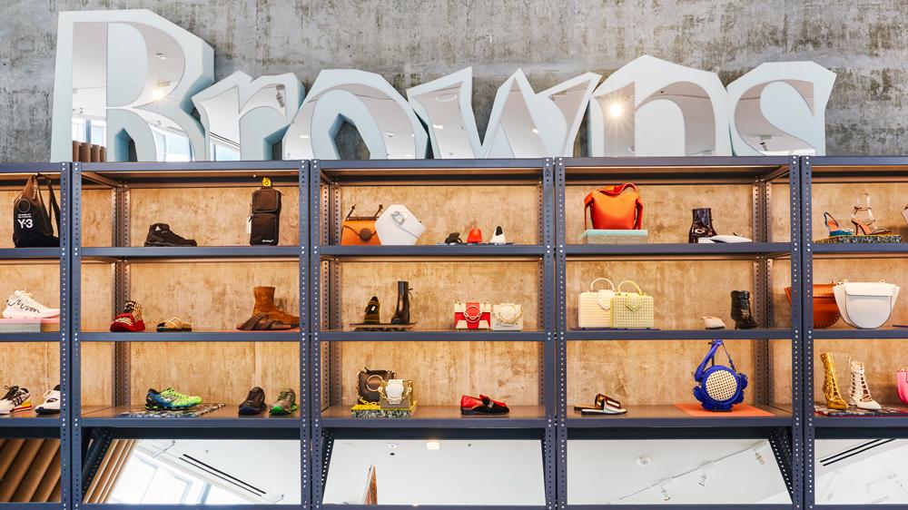 Fred Segal Loves Browns Pop-Up Shop