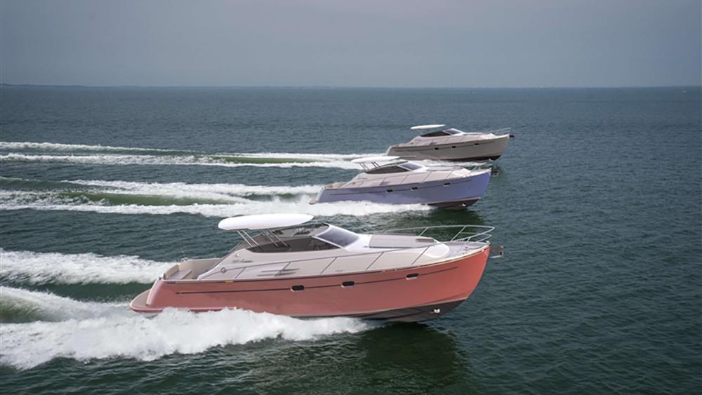 Cantieri Estensi 380 AmericaCannes Yachting Festival