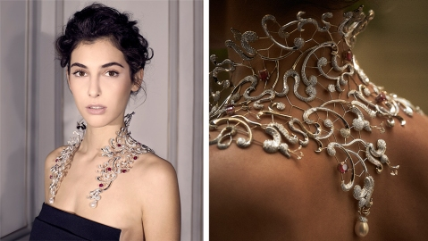 Mellerio Medici necklace