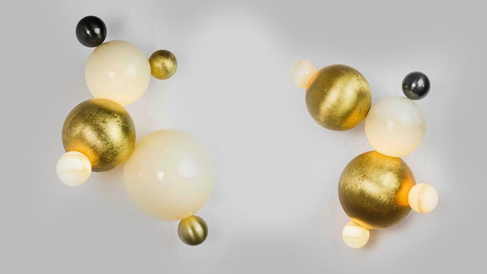 Achille Salvagni Bubbles Wall Sconce