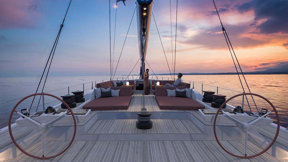 Nautor's Swan Swan 98 Sailing Yacht
