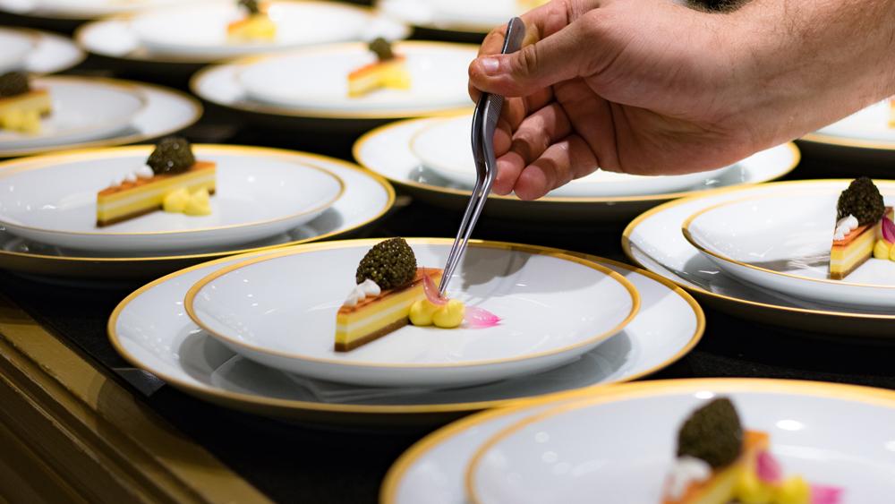 caviar thomas keller