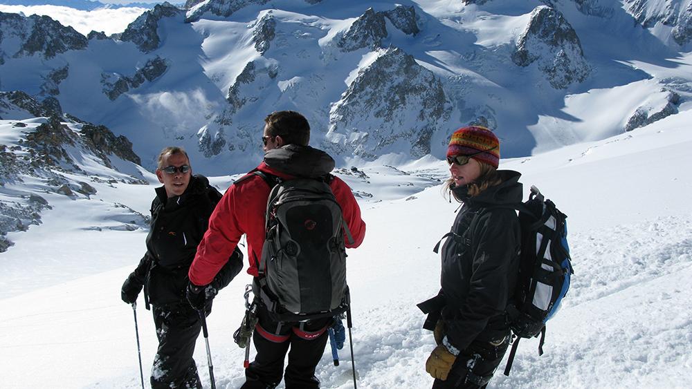 SwisSkiSafari Alps ski snowboard hike