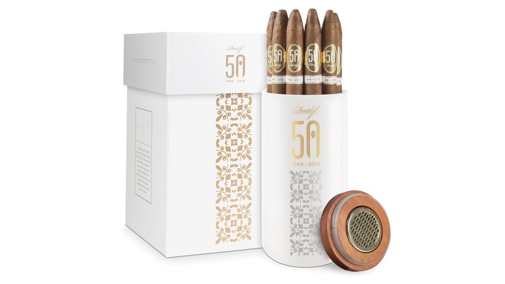 Davidoff's Diademas Finas Cigar