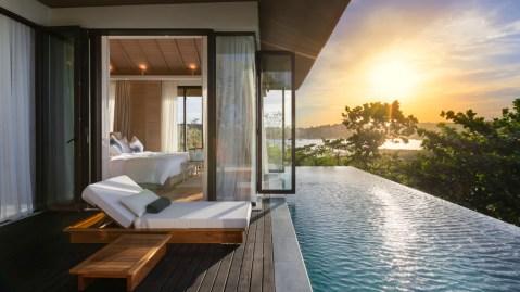Cape Fahn Hotel, Koh Samui, Thailand