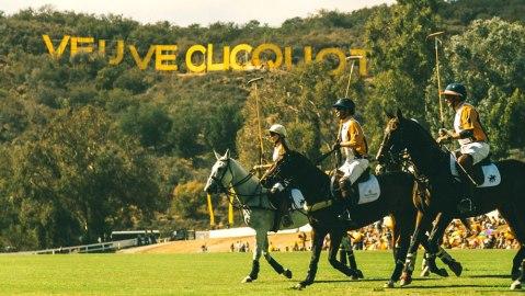 Lido House Hotel's Veuve Clicquot Polo Classic Experience