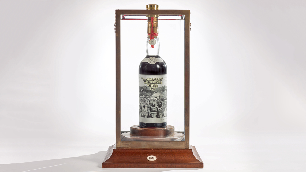 The Macallan Whisky Auction