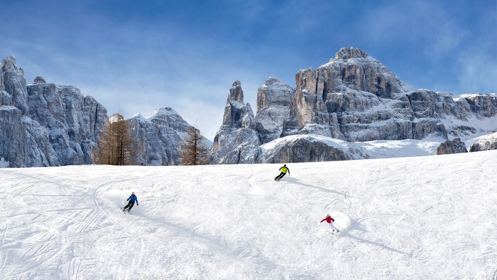 Dolomites WWI Ski Tour