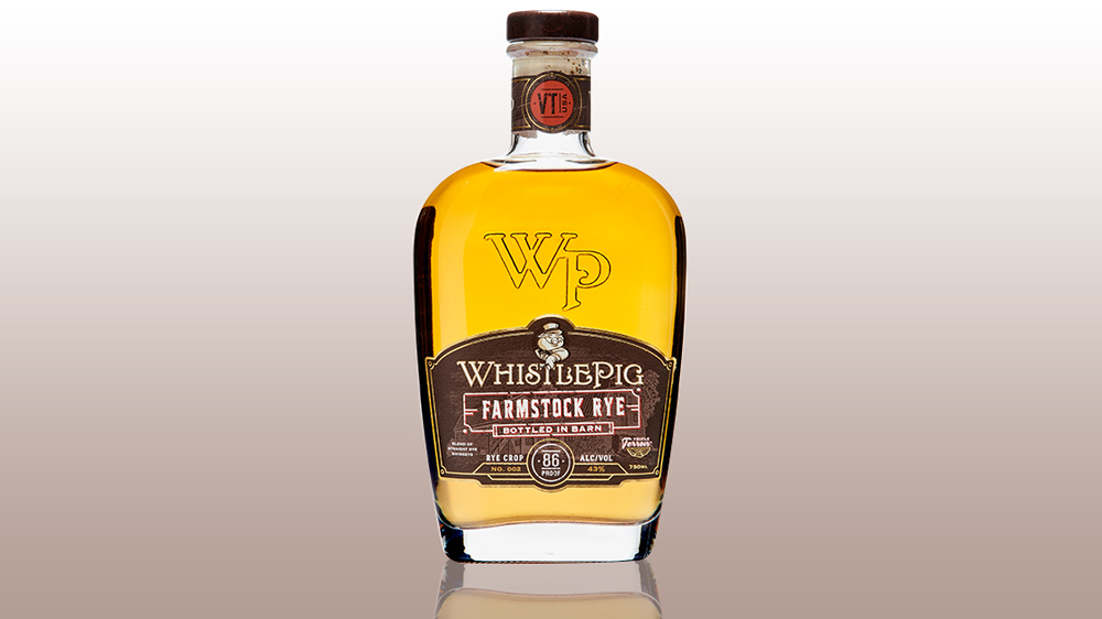 WhistlePig FarmStock Rye Crop No. 002 Whiskey