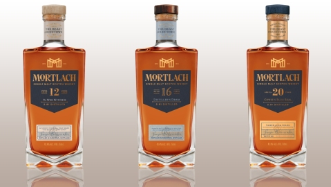 Mortlach Single Malt Scotch Whisky