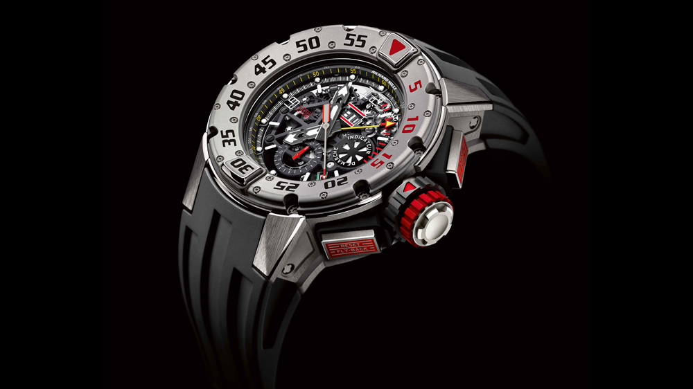 Richard Mille RM 032 Expendables III