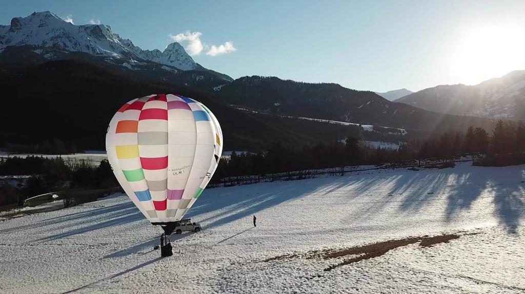 FlyDoo light sport balloon