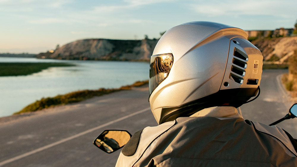 New air-conditioned ACH-1 by Feher Helmets.